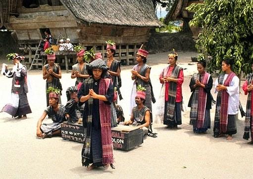 batak people of sumatra