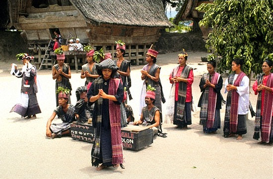 batak people of sumatra