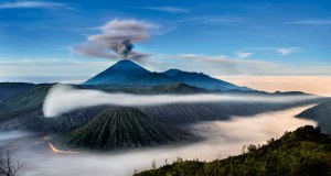 volano indonesia, Indonesia Travel guide, Places other than Bali