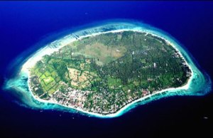 gili trawangan, Indonesia Travel guide, Place other than Bali