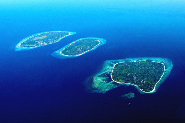 Gili Islands, Indonesia Travel guide, Place other than Bali