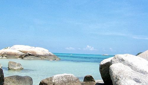 Punai beach