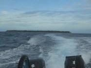 Leaving Plun Island Behind