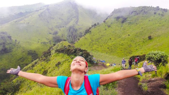 On Top Of The World Hiking Across Indonesia Indonesia Expat