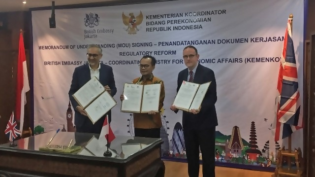 Indonesia And Uk Sign Mou On Regulatory Reform Development Indonesia Expat