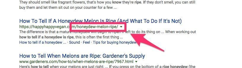 how to tell if a melon is ripe Google Search