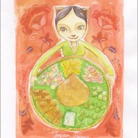 Eugenia Gina - Cool Indonesian Illustrator