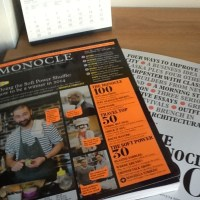Magazines - Bobo, Anorak and Monocle