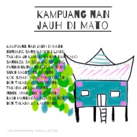 Kampuang Nan Jauh Di Mato - West Sumatran Traditional song