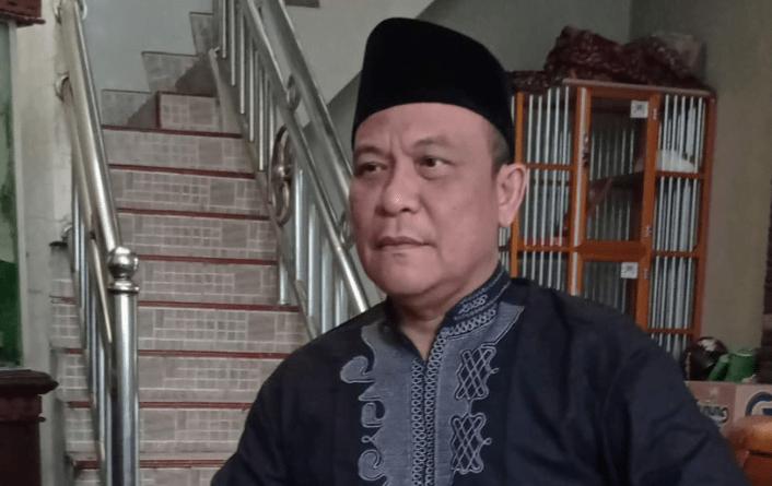 H Suciazhie, SE, pembina Pokja Wartawan Provinsi Banten. (Foto: Herman/IP)