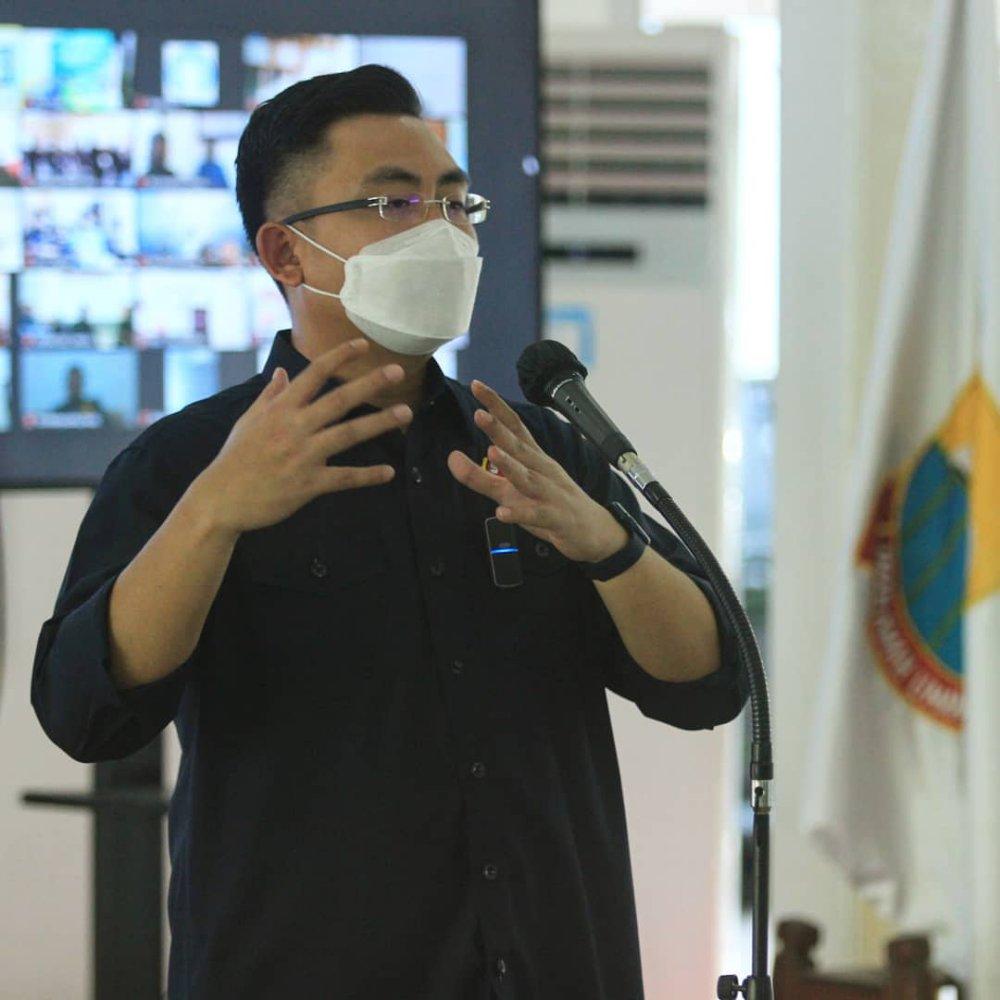Wakil Gubernur Banten, Andika Hazrumy.