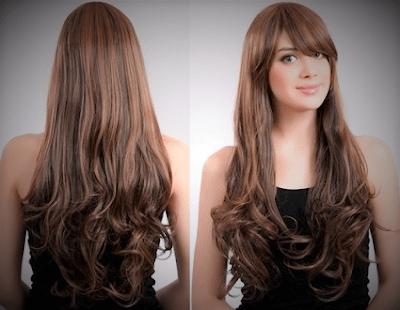 tren gaya rambut 2020
