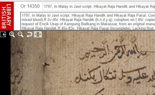 NAATI Certified Indonesian Translator - Hikayat Raja Handik and Hikayat Raja Pasai