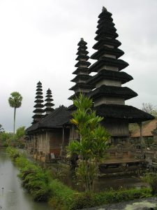 Bali's temple Taman Ayun