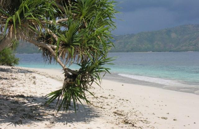 Gili islands Lombok Beach