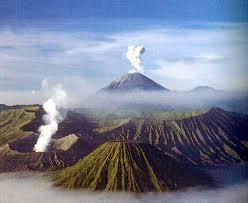 Mt. Bromo, Java