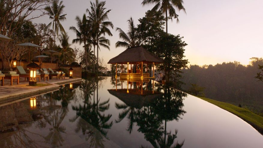 Indonesia's Best Resort Hotels