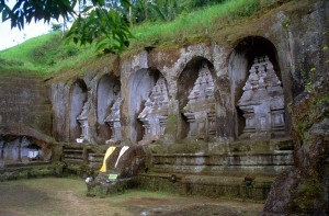 Bali temple Gunung Kawi