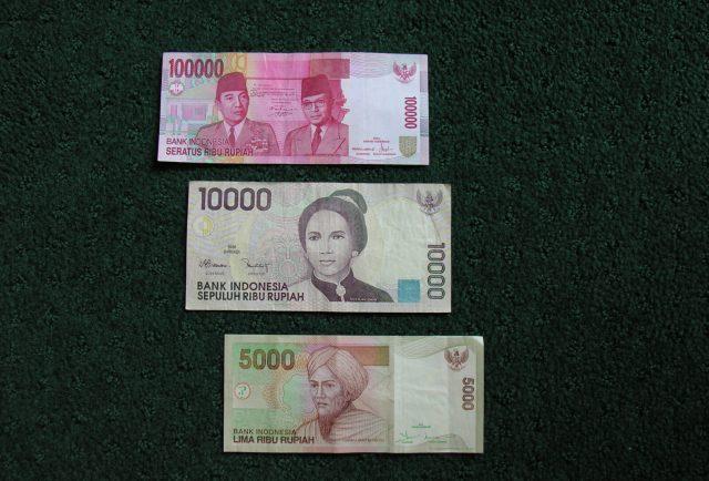rupiah Indonesia money
