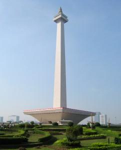 Merdeka Square Monas National Monument Jakarta