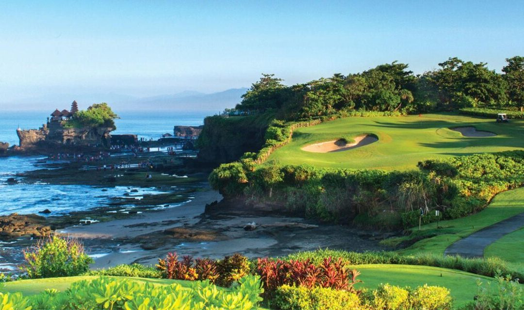 Golfing On Bali, Java A Cultural Adventure