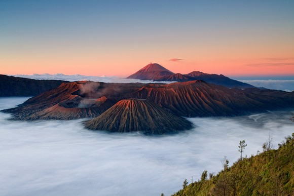Mt. Bromo Java Indonesia