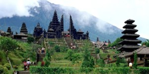 Bali Indonesia temples