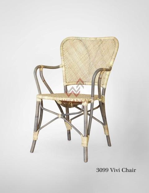 Retro-Inspired Rattan Furniture