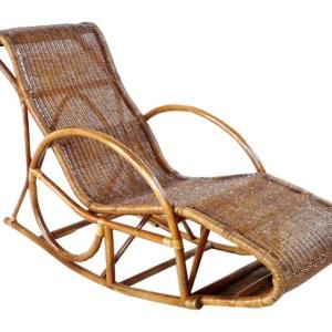 Julia Rattan Arm Chair