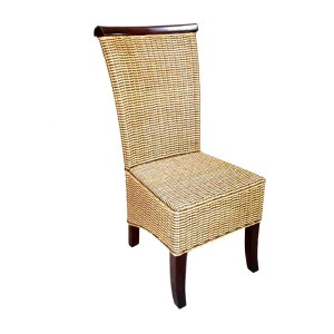 Lidya Rattan Dining Chair