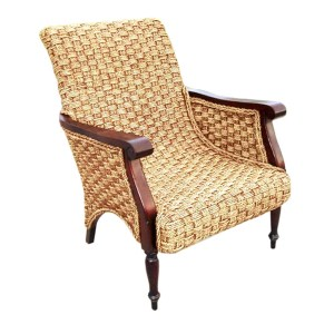 Cardig Seagrass 4x4 Woven Chair