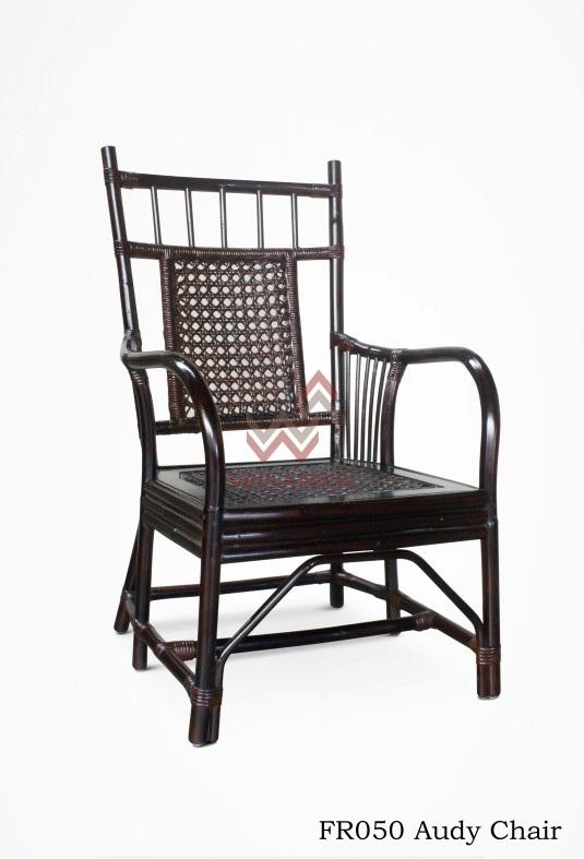 Audy Rattan Chair