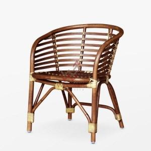 Bold Rattan Chair