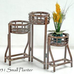 Small Rattan Planter