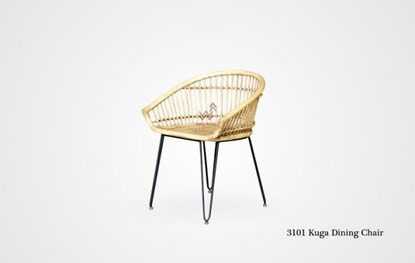 Kuga Rattan Dining Chair