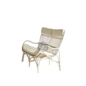 Silla Cozy Rattan Arm Chair 2 Seater