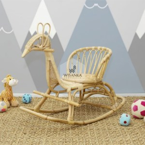 Tora Rattan Rocking Chair