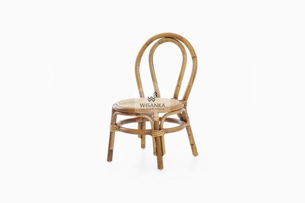 Kala Rattan Kids Chair Natural