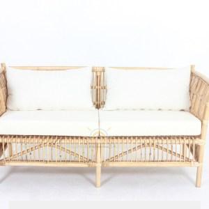 Donatello Rattan 2 Seater Sofa