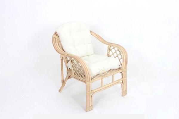 Star Rattan Arm Chair