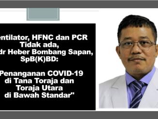 DR dr Heber Bombang Sapan, SpB(K)BD