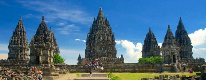 Prambanan Tempel – Midden-Java