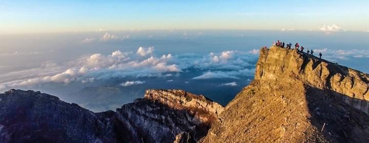 Mount Agung, een vulkaan die je kunt beklimmen