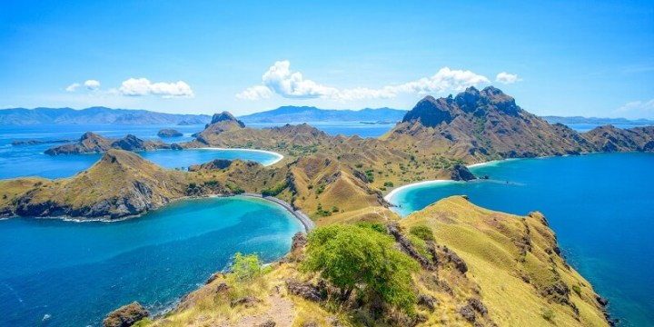 Padar Island in Komodo National Park