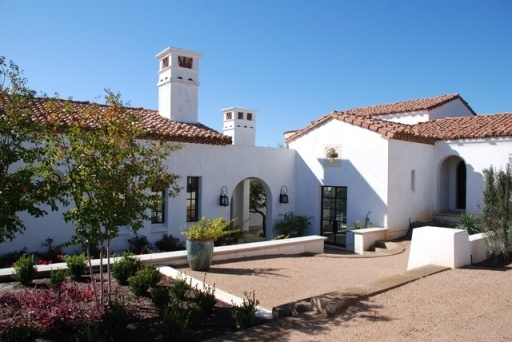 Architectural Elements Of Almost Every Spanish Revival