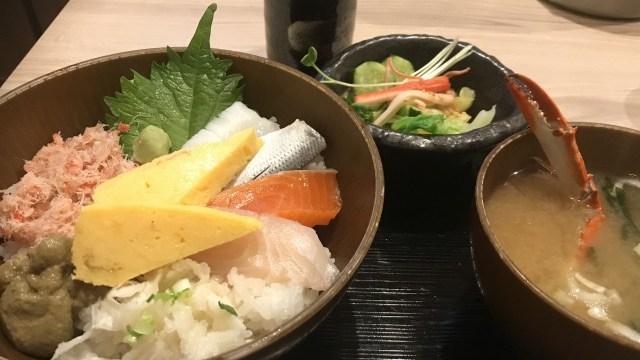 かに北海丼定食_small