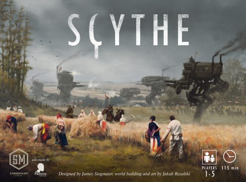 Board Game Review: Scythe