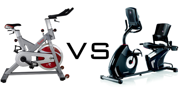Spinning Bike vs Recumbent Bike