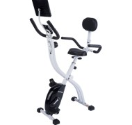 Innova Folding Upright Dual Function Bike with Backrest