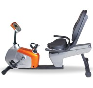Velocity-Exercise-Magnetic-Recumbent-exercise-Bike